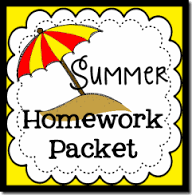 DOWNLOAD THE SUMMER PACKET HERE